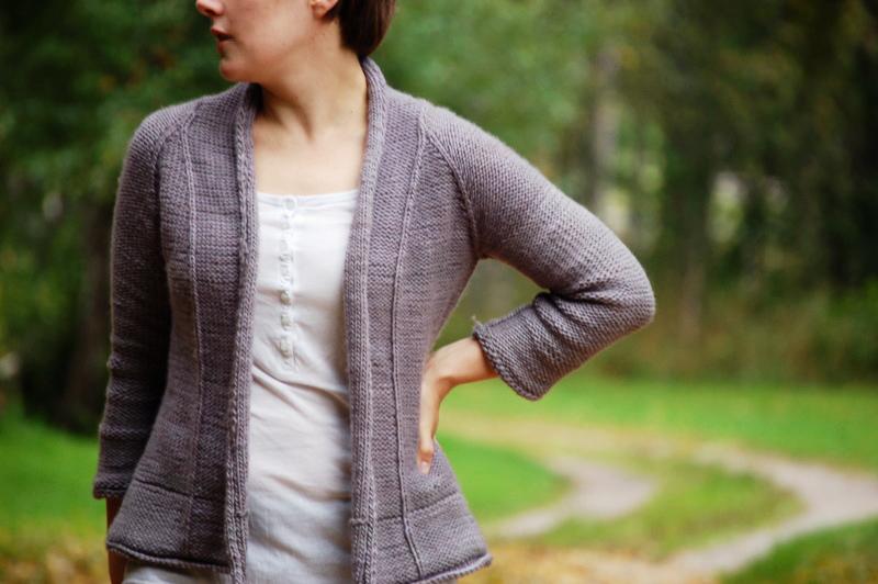 driven - rain knitwear designs - knitting patterns