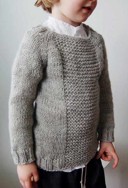 Fisherman Knit Sweater Pattern : fisherman - rain knitwear designs - knitting patterns