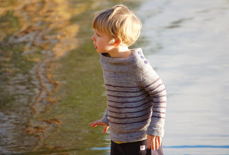 Barnegenser fra rain knitwear designs