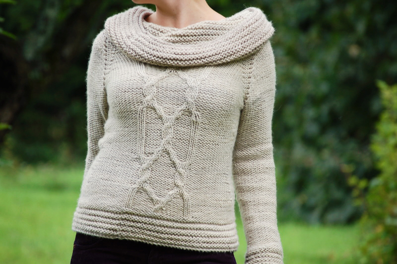 Genser fra rain knitwear designs